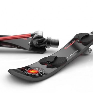Hoverboard Zapata Racing par Ideact