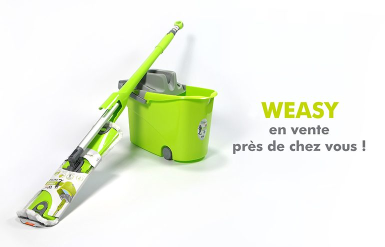 Design Weasy par IDEACT