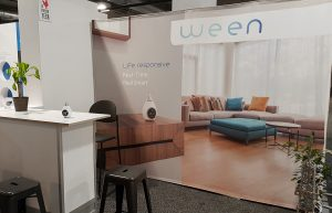 Stand Ween Franch Tech
