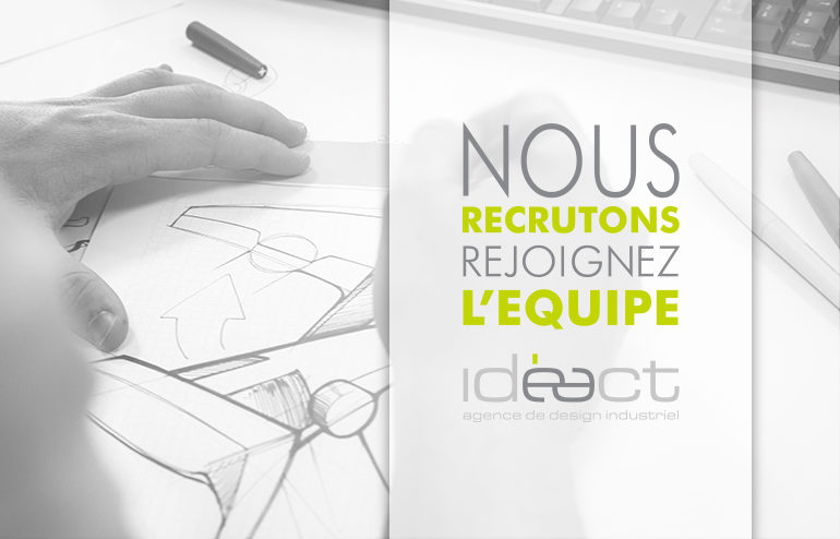 Ideact recrute