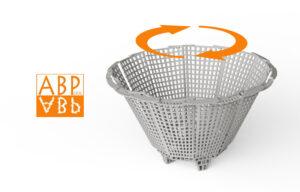 Panier ABPOOL design IDEACT