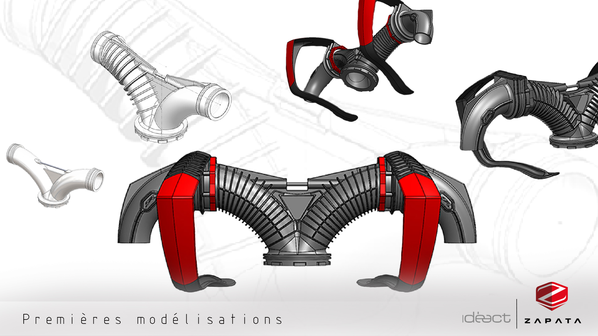 Zapata Flyboard Finalisation Design